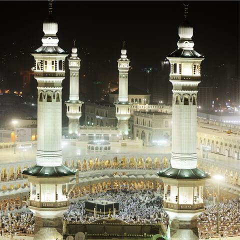 Silver Makkah Hajj Package